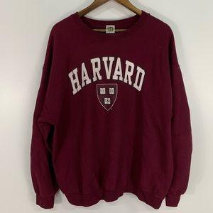 Harvard Crimson Long Sleeve Sweatshirt